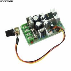 1 шт. Универсальный dc10-60v ШИМ HHO RC Двигатель Скорость регулятор коммутатор контроллера 20A