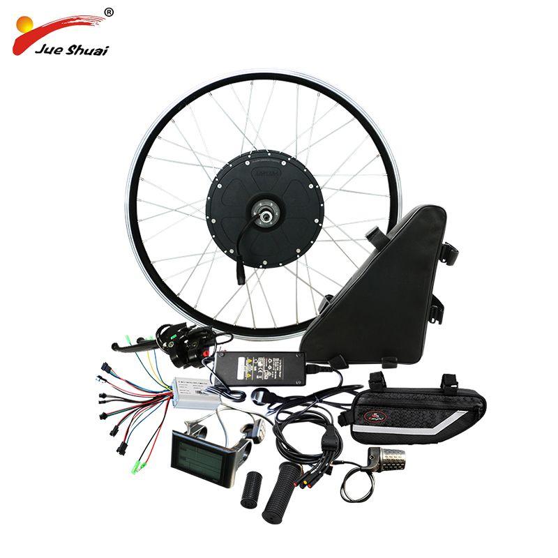 48 V 1000 w Electric Bike Conversion Kit mit 48 V 20AH Batterie Motor Rad für 20