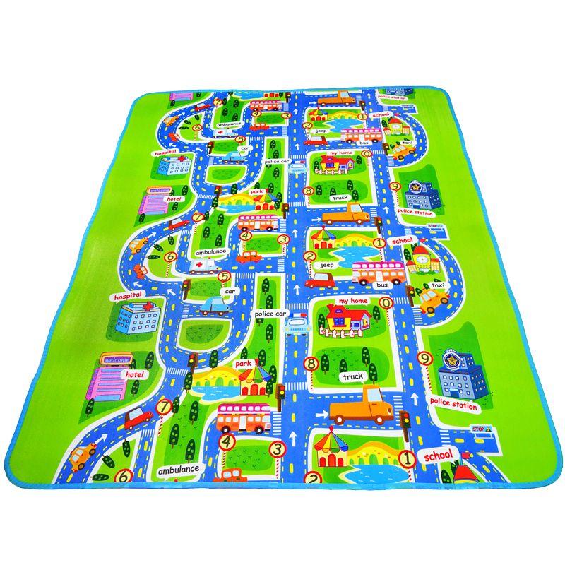 Bébé tapis de jeu Tapis de Jouets Pour Les Enfants En Développement Tapis Tapis de Tapis de Jeu jouets pour bébés Enfants Tapis En Mousse Eva Puzzles livraison directe 4