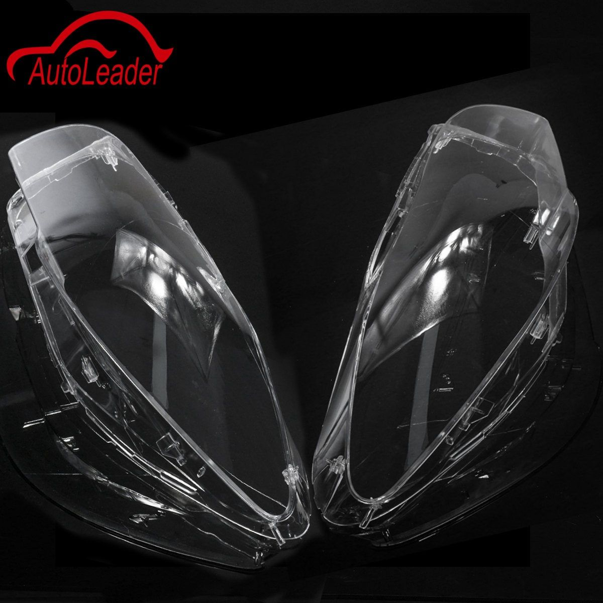 Car Headlight Shell Clear Light Lens Cover Right / Left Side For BMW 5series F10 F18 520 523 525 535 530 2010-2014