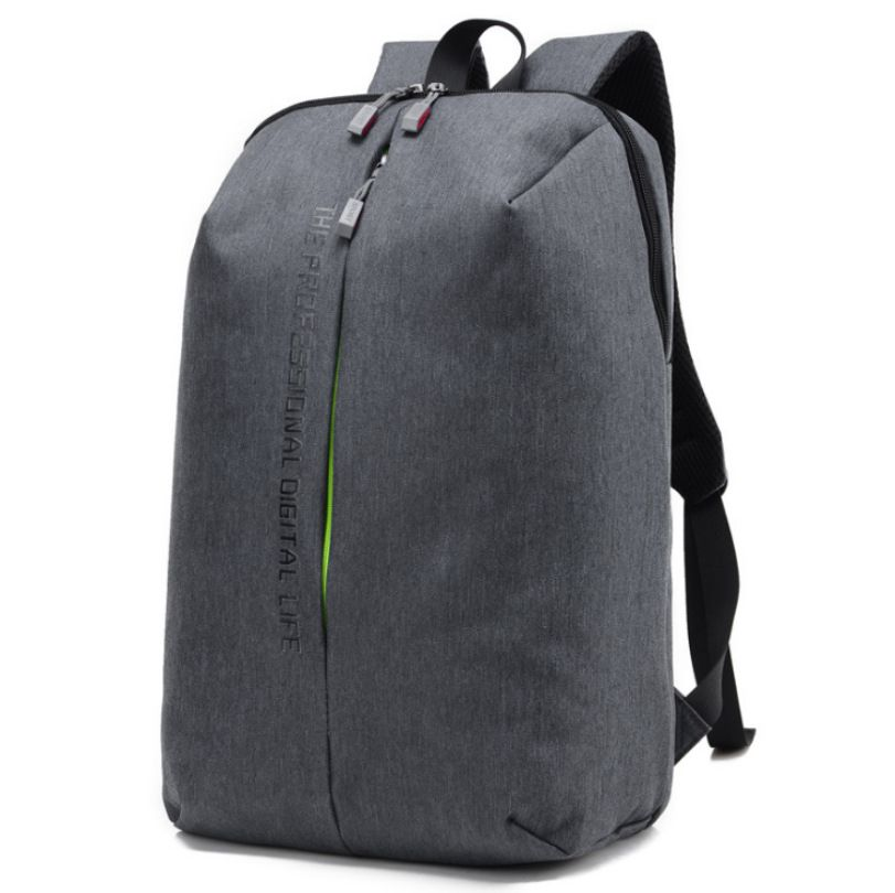 New outdoor sports backpack Men's fashion travel canvas backpack large capacity student bag female