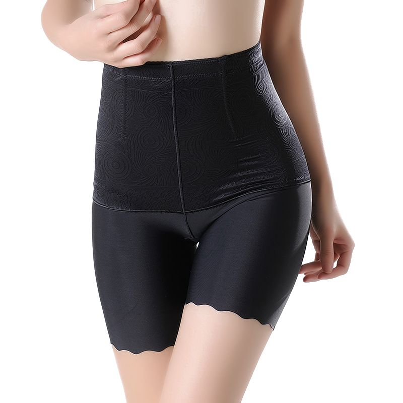 ZUIMIMI Women ice silk body Shaper Seamless cool Control panties high waist corset Boyshort Shapewear Slimming underwear