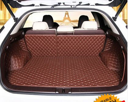 Good carpets! Special trunk mats for New Lexus RX 350 2017 waterproof cargo liner mat boot carpets for RX350 2016,Free shipping