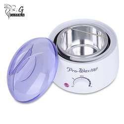 Pro Warmer Chauffe-Cire Mini SPA Main Épilateur Pieds Paraffine Cire Rechargeable Chauffe-Paraffine Machine Cheveux Dépilatoire Soins de Santé