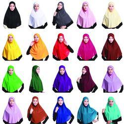 2018 Femmes Musulman hijab khimar bouchons interne underscarf pour Islamique Indonésie dames dubaï arabe long cou tête chapeau de soie