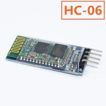 HC-06 HC 06 rf Беспроводной Bluetooth трансивер ведомого модуля RS232/TTL для UART конвертер и адаптер