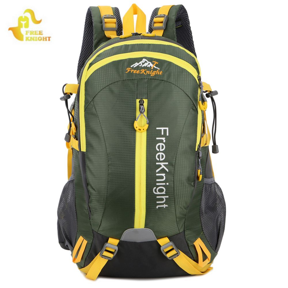 Free Knight FK0215 Outdoor 30L Hiking Backpack Nylon Water Resistant Backpack Mountaineering Camping Bag Sport Outdoor Bag