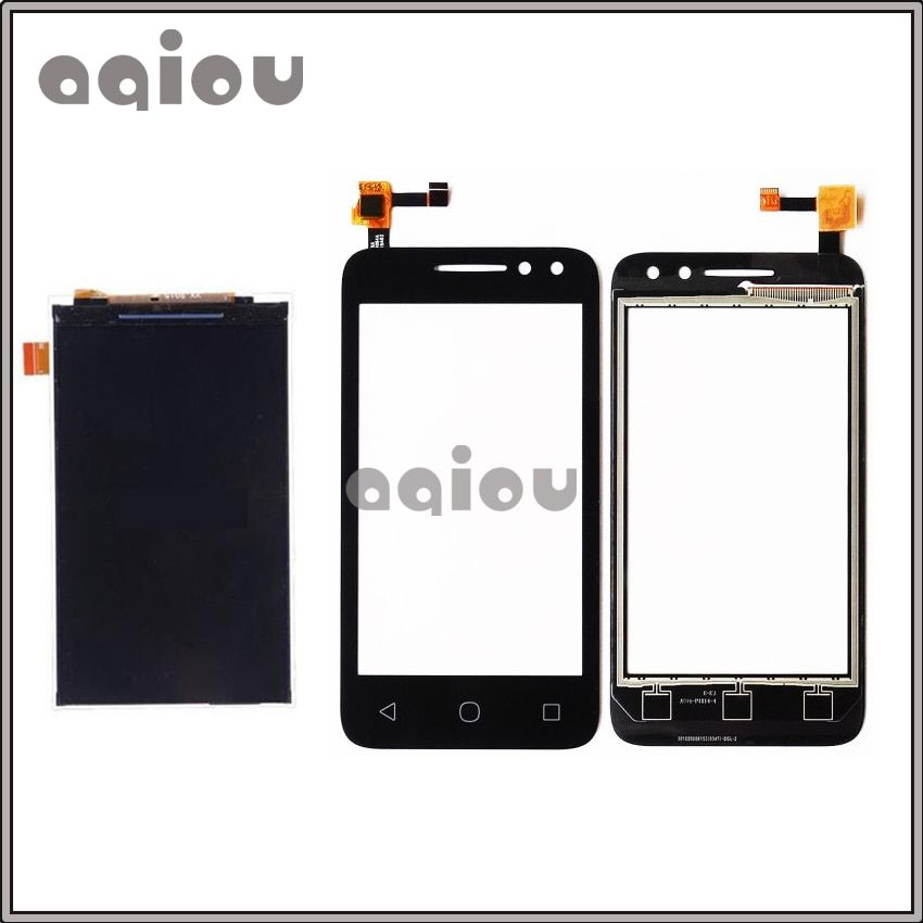 3.5'' For Alcatel One Touch 4034D 4034A 4034E OT4034 LCD+ Touch Assembly Display Screen