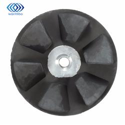 Durable calidad de goma negro reemplazo de piezas de repuesto para nutribullet Blade Gear 900 W