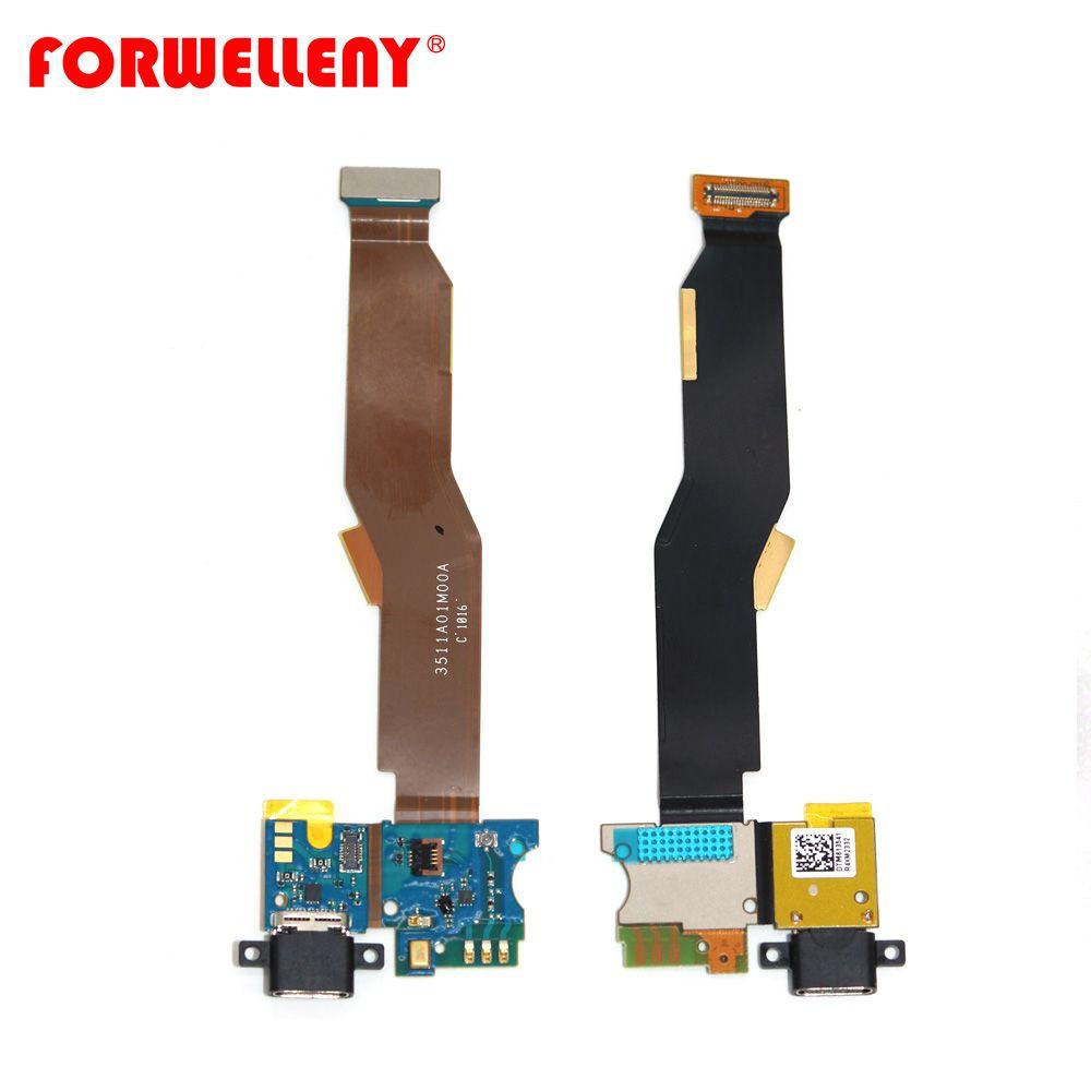For Xiaomi xiomi Mi5 Mi 5 type C Charging Port  Ribbon usb mic bottom board Flex Cable Replacement