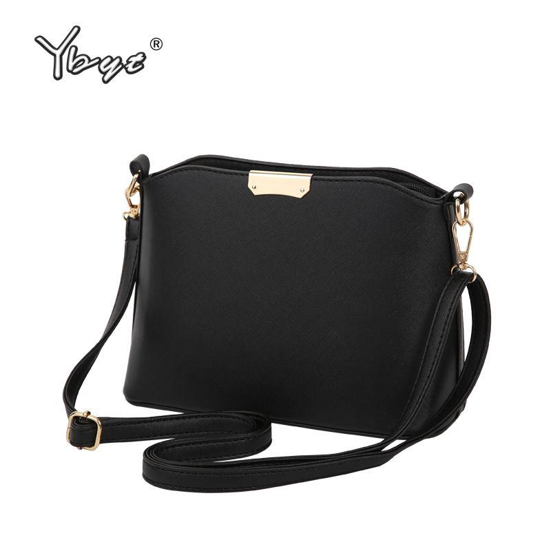Ybyt бренд 2018 новый простой повседневная женская сумка Лидер продаж женские Высокое качество торгового Shell сумка Crossbody сумки