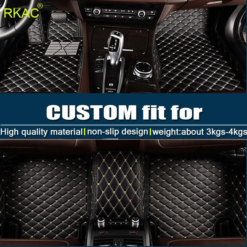 High quality! Custom special car floor mats for Lexus GX470 5 Seats 2009-2003 waterproof carpets for GX 470 2005,Free shipping