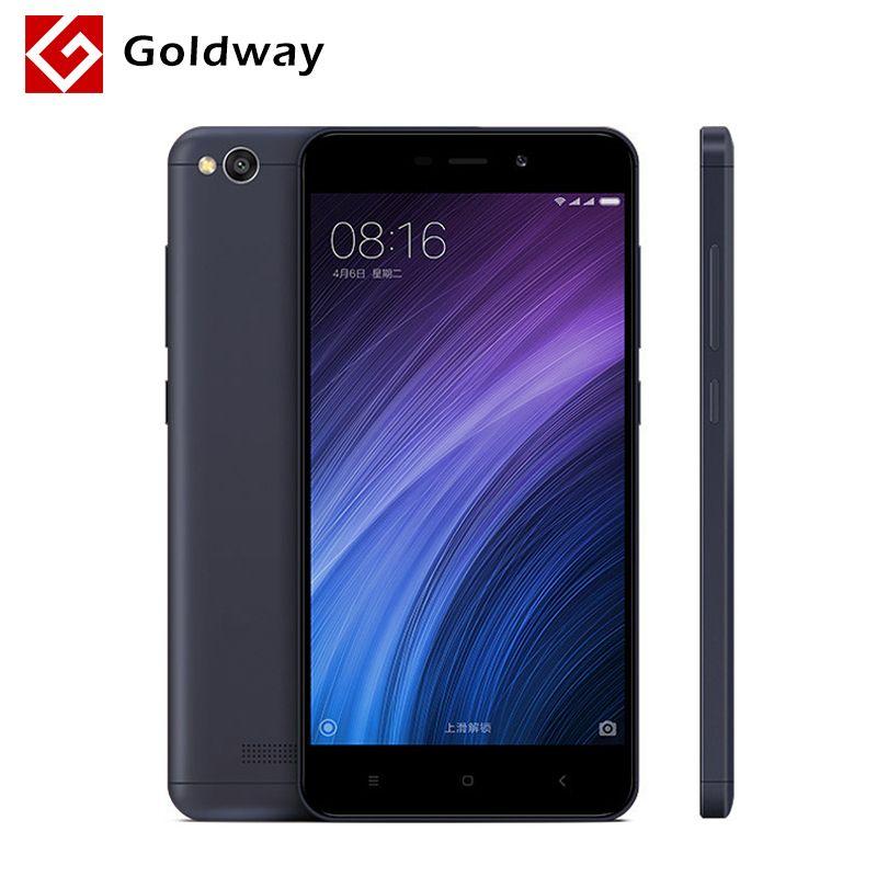 Global ROM Original Xiaomi Redmi 4A 4 A 2GB RAM 16GB ROM Mobile Phone 5.0