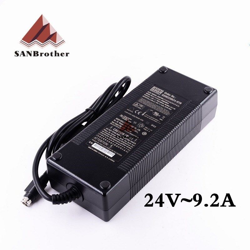 3D Prnter Power UM2+ Extended Ultimaker 2 UM3 Power Supply 3D Printer Parts 24V 9.2A Top Quality.