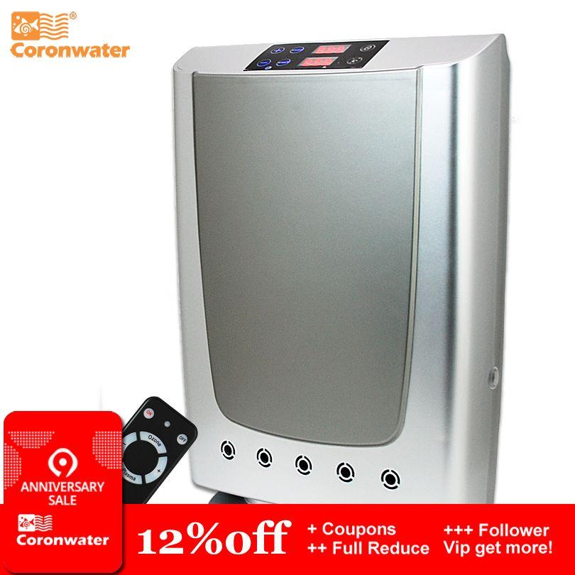 Coronwater Plasma et purificateur d'air ozone pour La Maison/Bureau Purification De L'air et La Stérilisation de L'eau