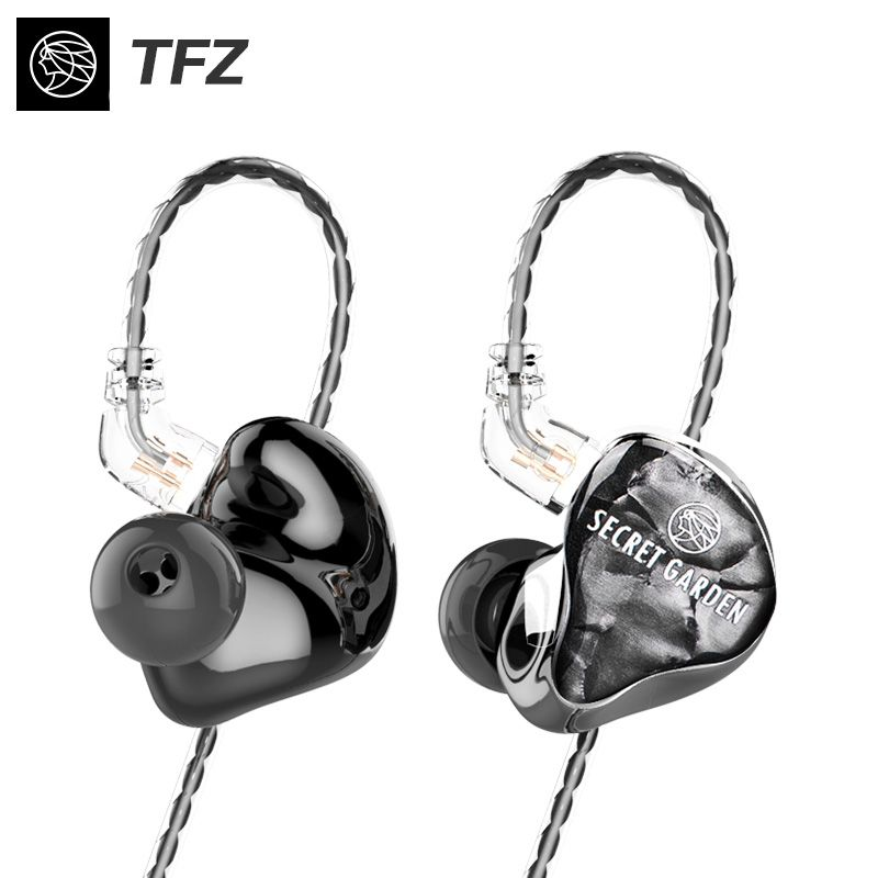 [DHL optional Free shipping] TFZ Secret Garden III Lou's unit Professional HIFI Earphons Balanced Armature Adjusting impedance
