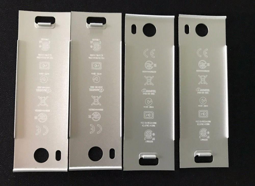 MB829LL/A A1296 couvercle de souris en Aluminium argenté couvercle de batterie pour Apple Mac souris magique sans fil