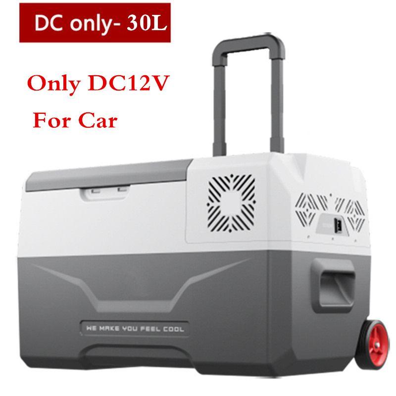 30L Hohe Qualität-20 Grad Einfrieren Kühlschrank 12 V/24 V Tragbare Kompressor Auto Kühlschrank Multi-Funktion auto Kühler Gefrierschrank