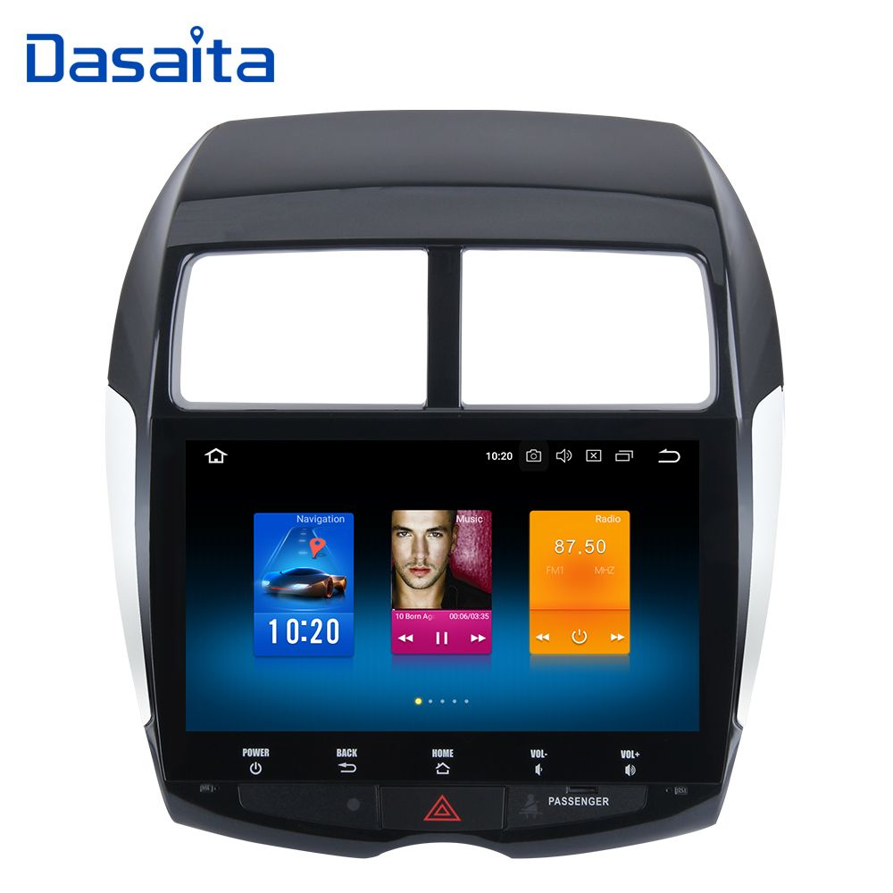 Android 8.0 Octa Core 4GB RAM + 32GB ROM GPS Multimedia Player with 10.2
