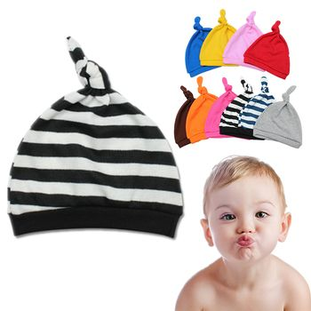 2018 Baby Hats Printed Baby Hats & Caps For 0-6 Months Newborn Baby Accessories Baby Hats for Girls Cartoon Kids Hat 100% cotton