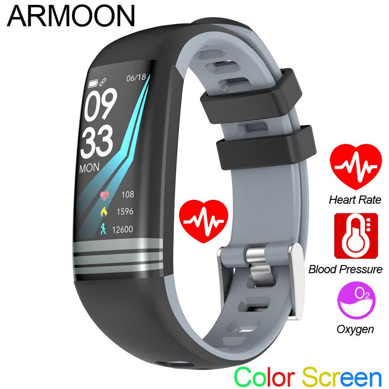 Smart Band G26 Android IOS Heart Rate Fitness Bracelet Sleep Monitor Fitness Tracker Color Screen Watch Multi Sports Mode Band