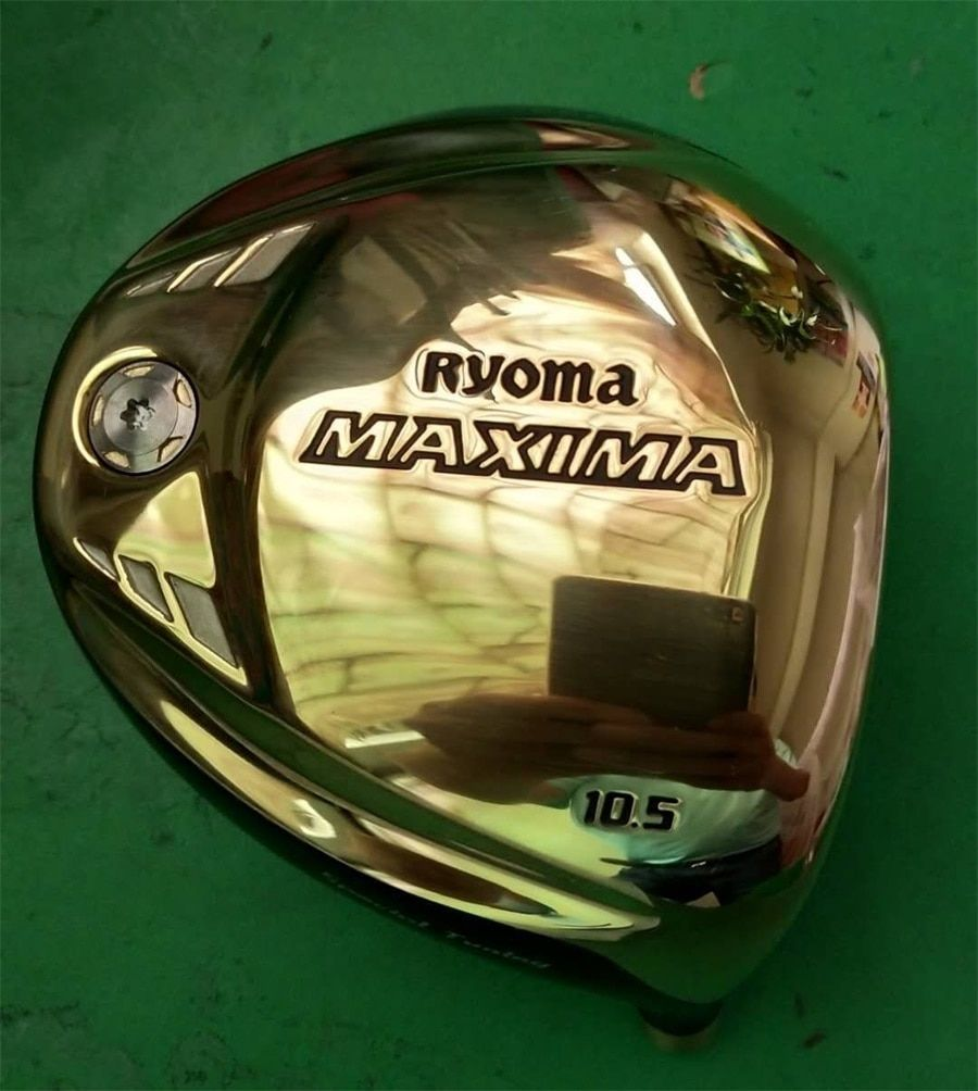 Playwell 2018 Ryoma MAXIMA D1 Special Tuning golf driver head golf head wood iron putter wedge