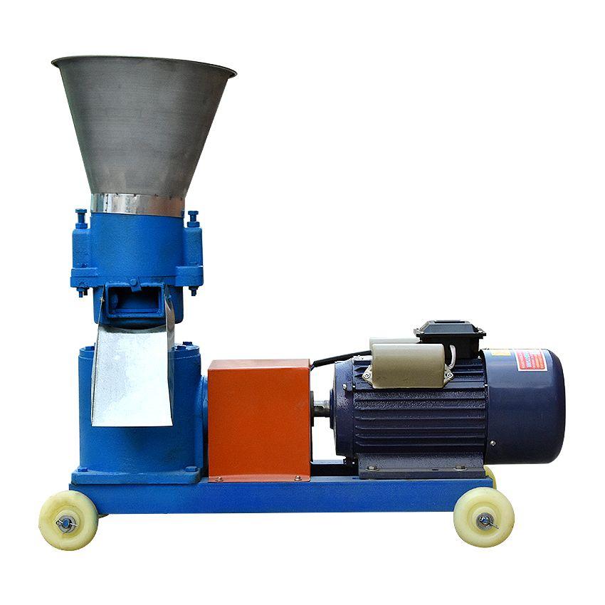KL-125 Multi-funktion Feed Granulator High-effizienz Haushalt Tierfutter Food Pellet, Der Maschine 220 v 3KW 60 kg/std Heißer Verkauf