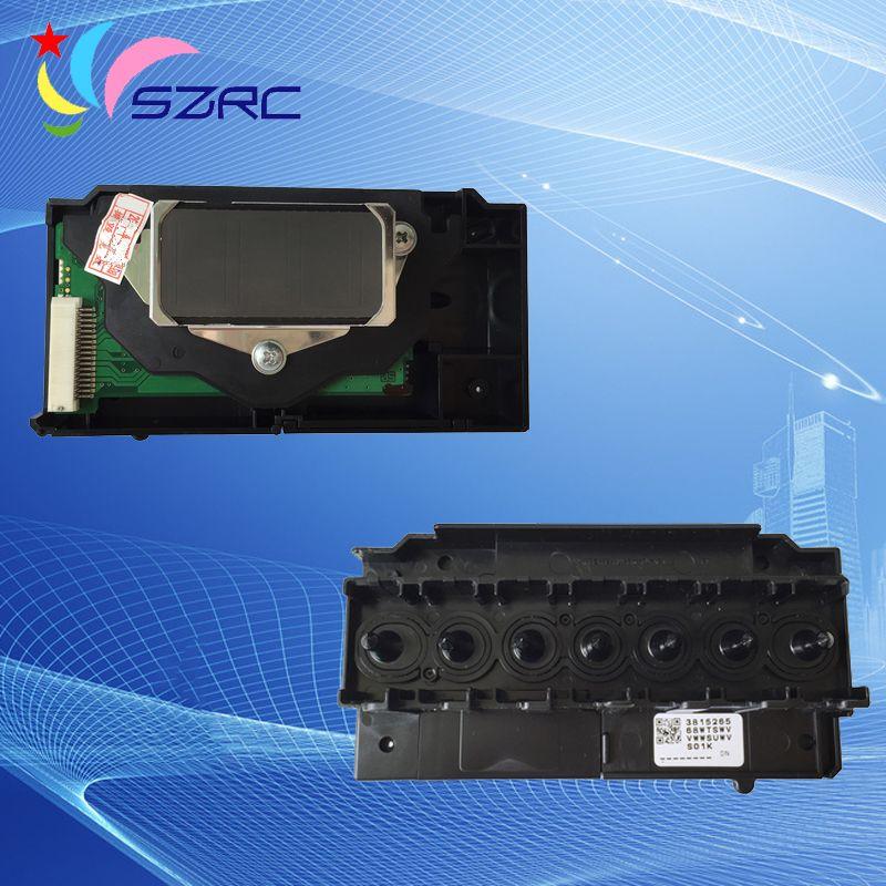 100% Original Neue Druckkopf F138040 & F138050 Druckkopf Kompatibel Für EPSON 7600 9600 2100 2200 R2100 R2200 Drucker kopf