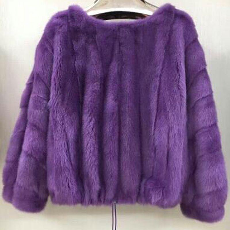 Frauen real nerz mantel herbst und winter kurze beliebte natürliche nerz pelz jacke weibliche