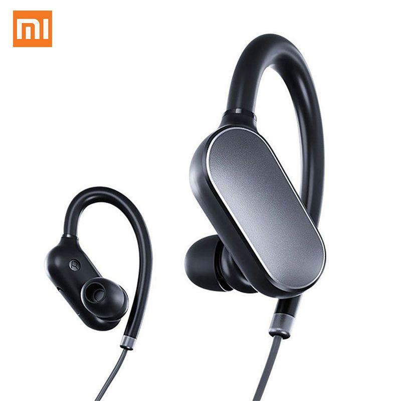 Dernières Xiaomi Sports Bluetooth 4.1 écouteurs musique casque écouteurs micro étanche casque sans fil pour Xiomi Mi6 Smartphone