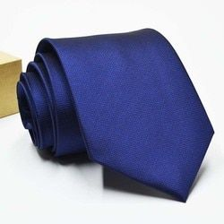 Men's Ties Solid Color Ties Slim Jacquard Designer Fashion 8CM Detachable Collar Wedding Shirt Accessories Free Shipping Sale
