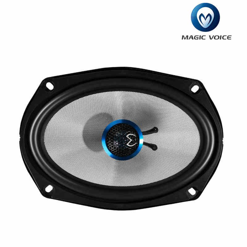6x9 Auto Loudspeaker Paired Automobile Automotive Car HiFi Coaxial Speaker with Bass & Tweeter Audio Music Speakers for Car