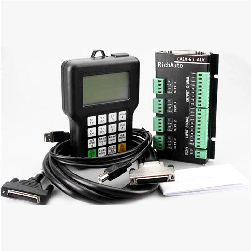 RichAuto DSP A11 holz router maschine controller A11S Controller remote fräsen cnc engraver werkzeuge