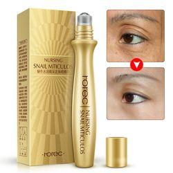 New Snail Eye Essence Beauty Skin Care Eye Serum Instantly Ageless Remove Dark Circle Whitening Anti Aging Anti Wrinkle