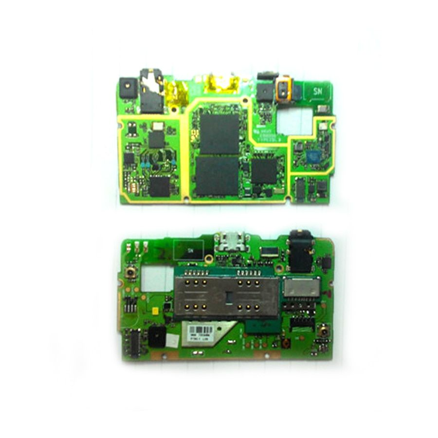In Stock 100% Tested Working 8GB ROM Board For Lenovo P780 Motherboard Smartphone Repair Replacement