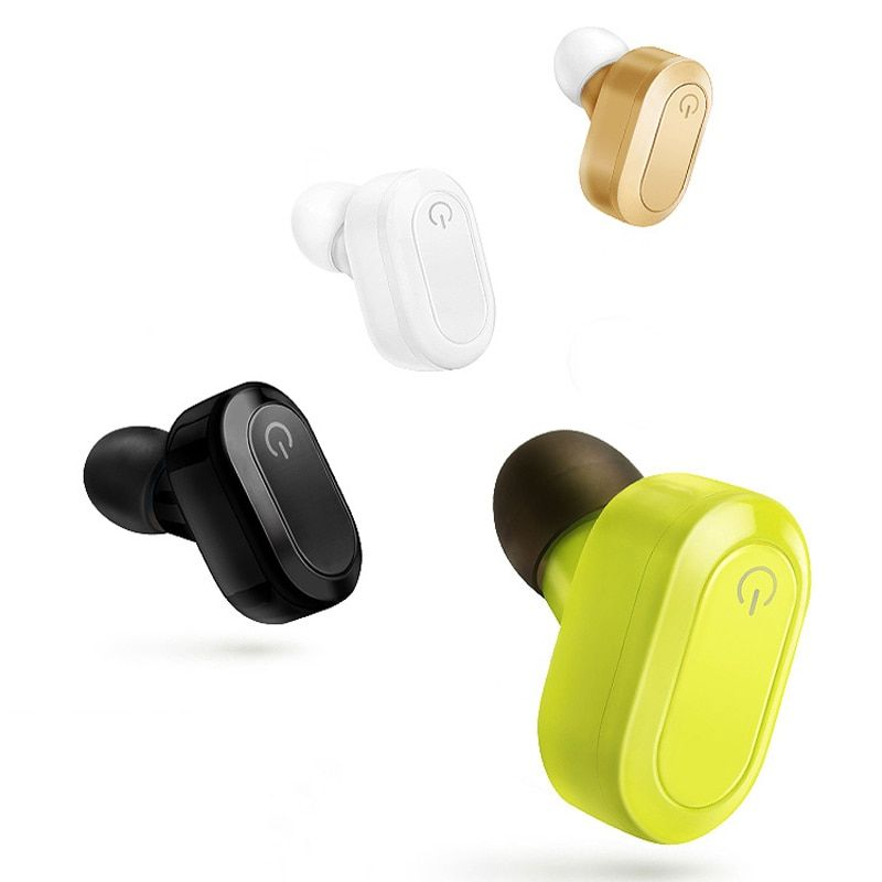 Mini Bluetooth 4.1 EDR Earphone Wireless Headsets Earpods Handsfree With Microphone For iPhone xiaomi Phone Sport Earbuds