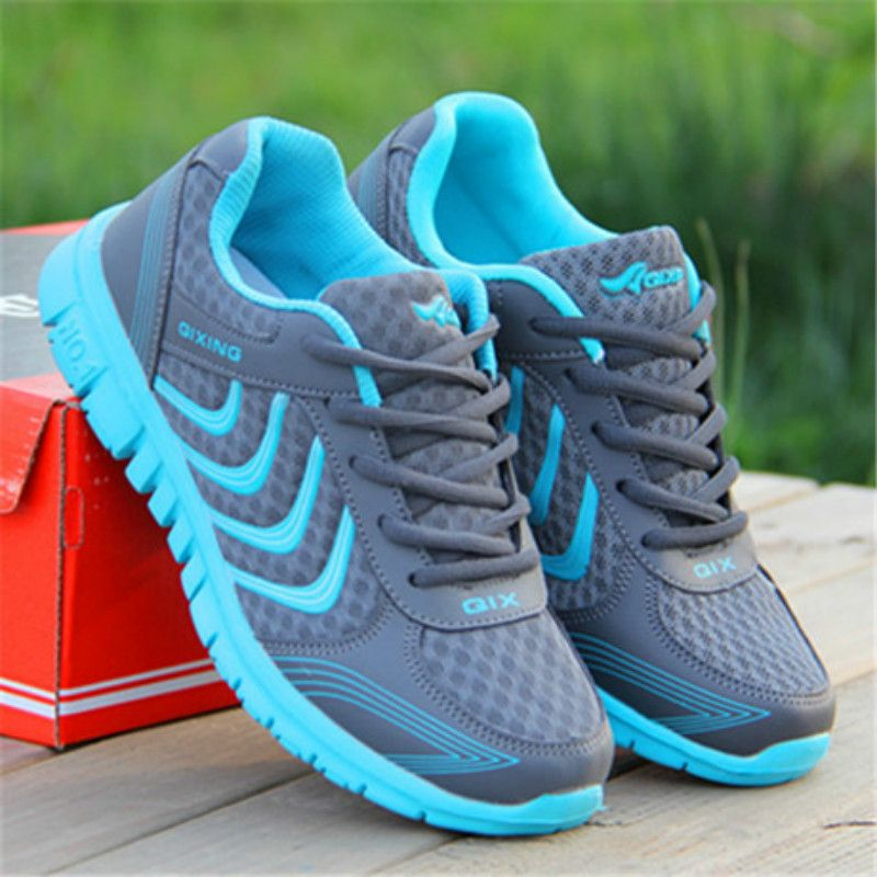 Lightweight new design breathable spring autumn shoes men sneakers 2017 new arrival Man casual non-slip shoes