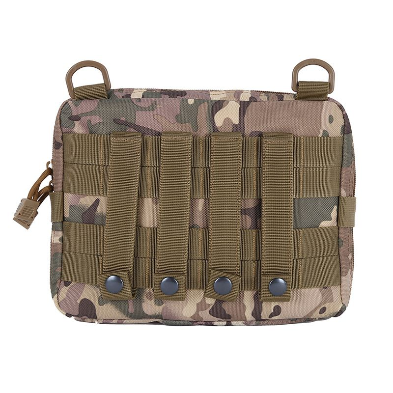 Military Outdoor MOLLE Pouch Tactical Multi Medical Kit Bag Utility Tool Belt EDC Camping Hiking Hunting Pouch