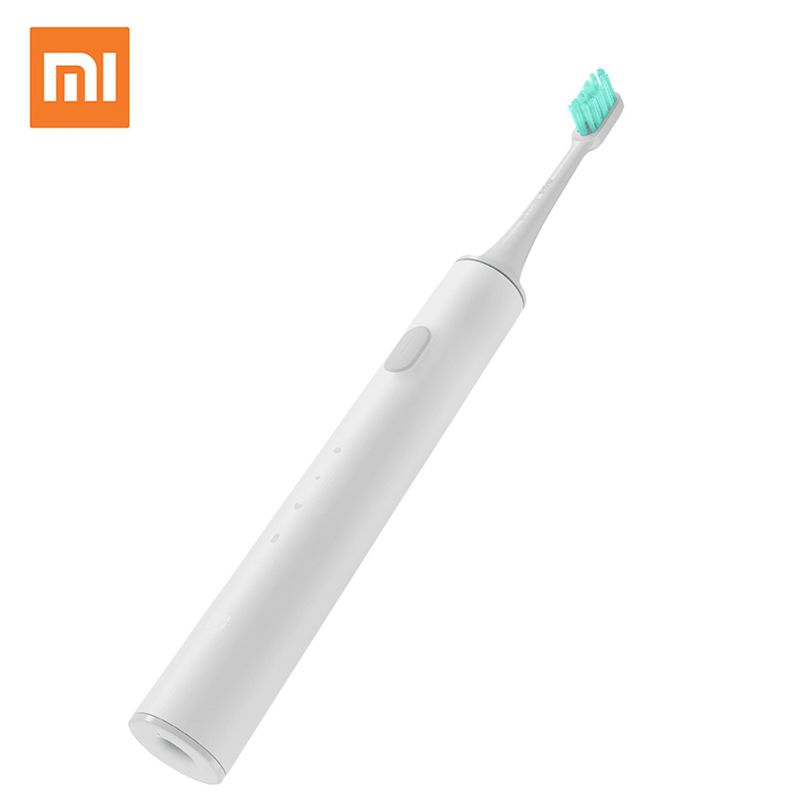 Xiaomi Mijia Smart Ultraschall Elektrische Toothbrushs Drahtlose Lade IPX7 Wasserdicht APP Fernbedienung Mit Xiaomi Redmi Hinweis 4X