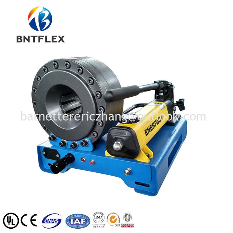 2018 BNT30A HOT sale Lowest price manual portable smartest 1 inch hydraulic hose crimping machine price for promotion