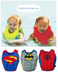Pelampung Jaket 2-6 Tahun Anak bayi Berenang Trainer Aksesoris mengapung Apung Swimsuit Piscine mengapung Kolam renang Piscine