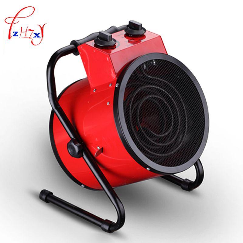 High-power haushalt thermostat industrielle heizungen Warme luft gebläse heizlüfter Dampf luft heizung Elektrische raumheizung UL-58W