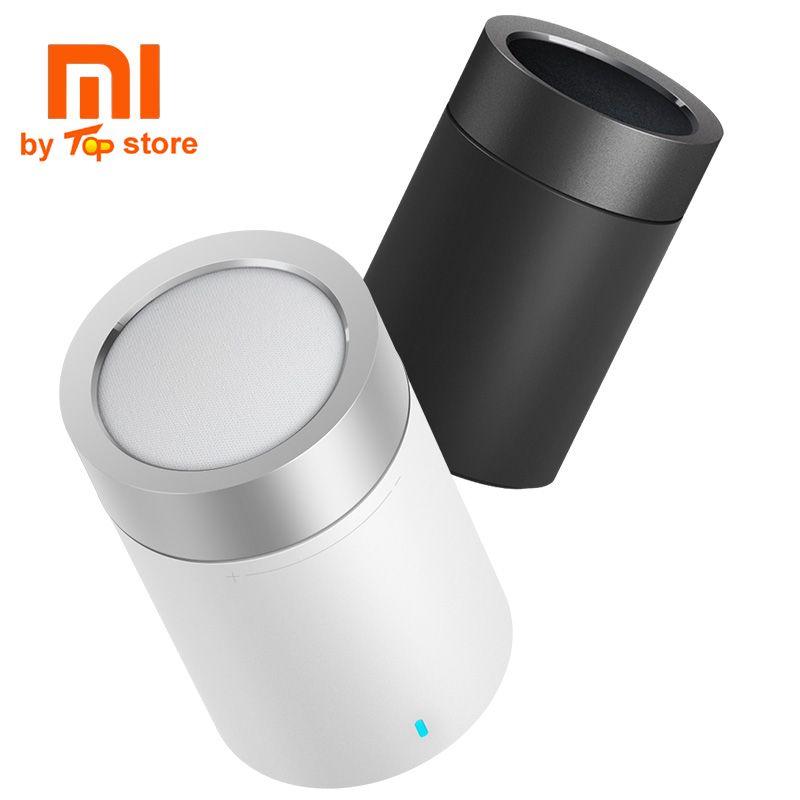 Оригинал Mi Xiaomi Портативный колонка Динамик 2 спикер спинер для рук калонки мп3 музыка плеер блютуз Bluetooth Беспроводной сабвуфер Wi-Fi динамик HiFi...