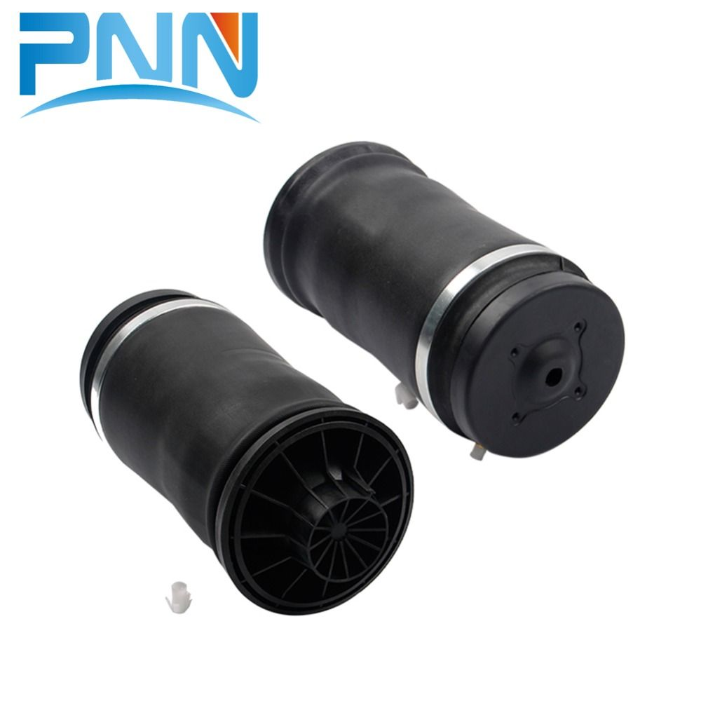 Pair Rear Air Spring Bag Assembly For Mercedes-Benz W164 X164 GL320 GL350 GL450 A1643201025 2007-2011