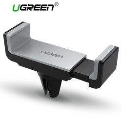 Ugreen Support de Téléphone De Voiture pour iPhone 8X7 6 S Air Vent Mount Holder Stand 360 Rotation Mobile Téléphone Stand pour Samsung Xiaomi Stand