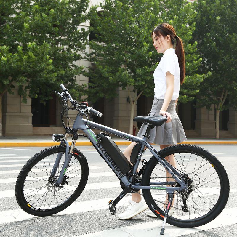 Elektrische Fahrrad 36 v 350 w 10AH 26 zoll Aluminium legierung lithium-batterie 21 geschwindigkeit Mountainbike MTB Kostenloser versand bürstenlosen Motor