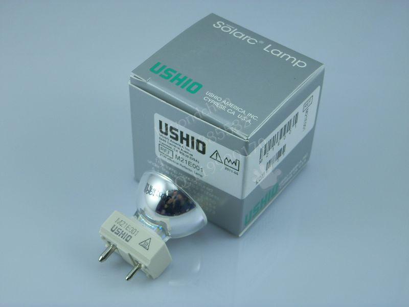 DHL FREE SHIPPING ,USHIO REF M21E001 21W elliptical reflector lamp,formly Welch Allyn HI-LUX M21E001