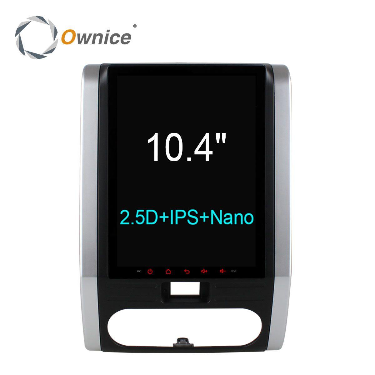 Ownice C600 10.4