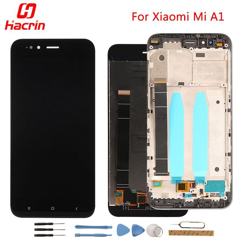 Xiaomi A1 Screen LCD Display Touch Screen 5.5