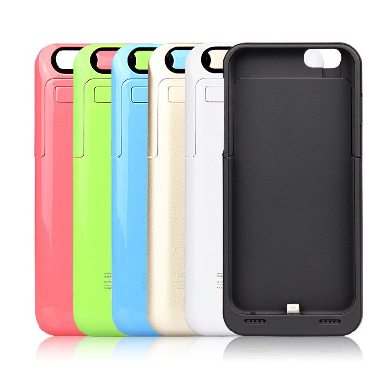 New 3500mAh Rechargeable External Power Bank Charger Pack Backup Battery Case Cover for iPhone 6 6s 4.7